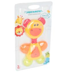 Развивающая игрушка Ням-Ням Желтый жираф от 1 года