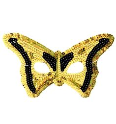 Карнавальная маска Карнавал Бабочка