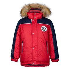 Куртка Kisu, цвет: красный