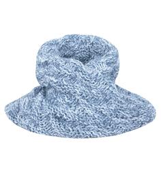 Шарф Elfrio, цвет: синий/белый