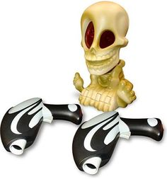 Проектор Johnny the skull с бластером
