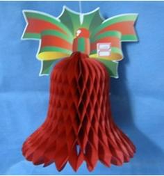 Подвеска Winter Wings Декоративная Колокольчик 30 см
