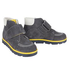 Ботинки Tapiboo Оникс, цвет: серый