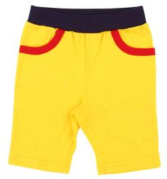 Бриджи Leader Kids Суперкар, цвет: желтый