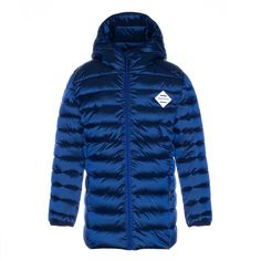 Куртка Huppa Stevo 1, цвет: синий