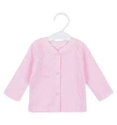 Кофта Карапузик, цвет: розовый
