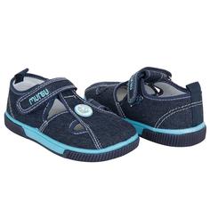 Туфли Mursu, цвет: голубой/синий