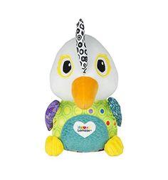 Интерактивная мягкая игрушка Tomy Говорящий Пити со звуком 17 см
