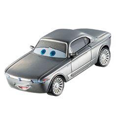 Машинка Cars Стерлинг