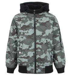 Куртка Acoola Asaprocky, цвет: мультиколор