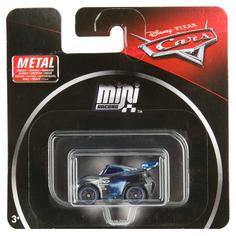 Машинка Cars Disney Metallic Jackson Storm 3.7 см