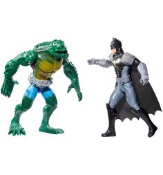 Игровой набор Batman Бэтмен и Киллер Крок