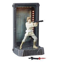 Фигурка Star Wars Black Series Luke Skywalker 10 см