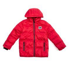 Куртка Play Today, цвет: красный