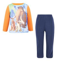 Пижама джемпер/бриджи Sun City Ледниковый период
