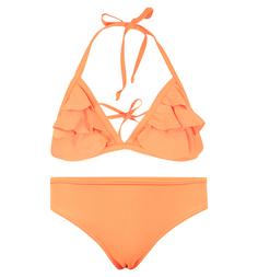 Купальник Emdi, цвет: оранжевый