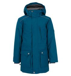 Куртка Huppa Rolf 1, цвет: бирюзовый