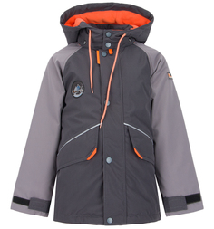 Куртка Batik Матвей, цвет: серый БАТИК