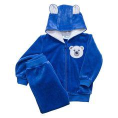 Комплект толстовка/брюки Takro, цвет: синий