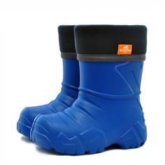 Резиновые сапоги Nordman Kids, цвет: синий