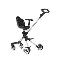 Каталка Happy Baby Racer Pro, цвет: Black