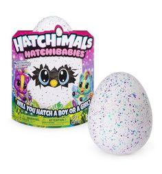 Интерактивная игрушка Hatchimals Hatchy-малыш,