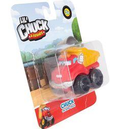 Машинка Chuck & Friends Chuck 5 см