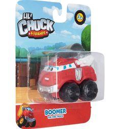 Машинка Chuck & Friends Вооmer 5 см