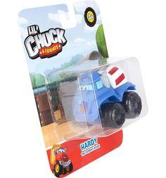 Машинка Chuck & Friends HARDY