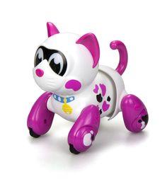 Интерактивная игрушка Silverlit Ycoo nFriends Кошка Муко 13 см