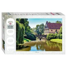 Пазл Step Puzzle Глиттер коллекция Германия. Штайнфурт