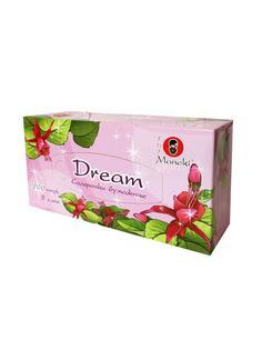 Салфетки бумажные Maneki Dream , 200 шт
