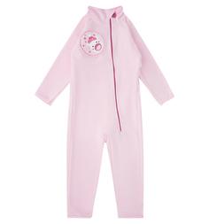 Комбинезон Babyglory Нордик, цвет: розовый