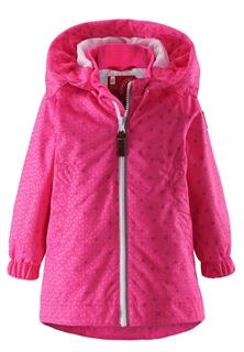 Куртка Reima Pinkish, цвет: розовый