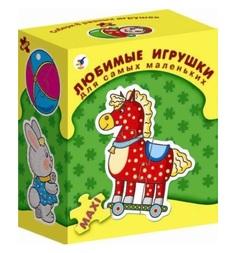 Пазл-макси Дрофа Любимые игрушки
