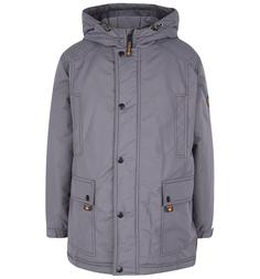 Куртка Saima, цвет: серый