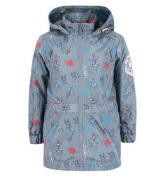 Куртка Милашка Сьюзи, цвет: серый