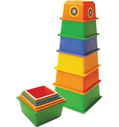 Пирамидка Плэйдорадо Маяк, 27 см
