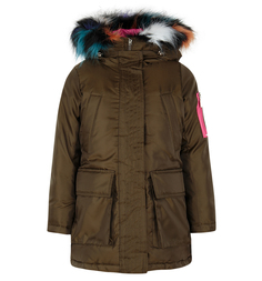 Куртка Boom By Orby, цвет: хаки