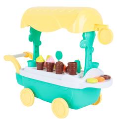 Игровой набор Игруша Тележка с десертами
