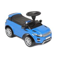 Машина-каталка Chilok BO Range Rover Evoque, цвет: синий
