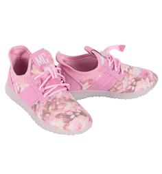 Кроссовки Капитошка, цвет: розовый