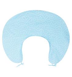 Smart-textile Наволочка Соня длина по краю 190 см, цвет: голубой
