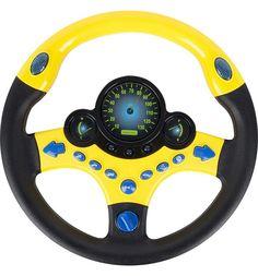 Интерактивная игрушка Tongde Руль