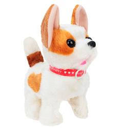 Интерактивная игрушка S+S Toys Собачка Тяпа 18 см