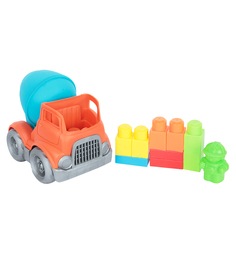 Развивающая игрушка Игруша Бетономешалка 18 см