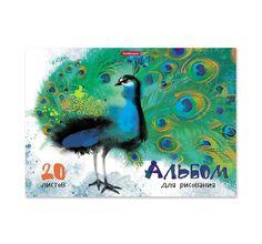 Альбом для рисования А4 20л Erich Krause Птицы жарких стран