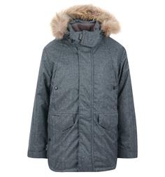 Куртка Kvartet, цвет: серый