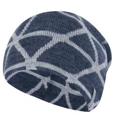 Шапка Crockid, цвет: синий/серый