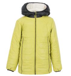 Куртка Artel, цвет: салатовый/черный